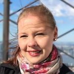 Lektorin Lea Müller