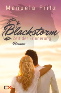 Cover Blackstorm - Zeit der Erinnerung (Band 2) - Manuela Fritz