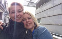 LBM18 Manuela Fritz und Diana Kniep