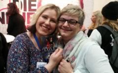 LBM18 Manuela Fritz und Jeanette Thiedigk (Janet Hope)